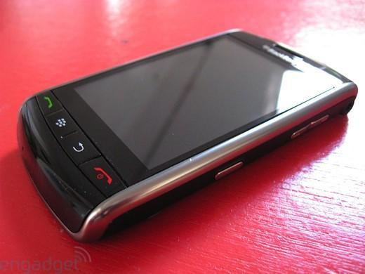 """RIM CEO on BlackBerry Storm: """"nobody gets it perfect out the door"""""""