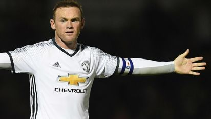 Gossip: Has Rooney found an escape route?