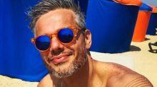 Otaviano Costa se compara com Cauã Reymond e vira piada na web