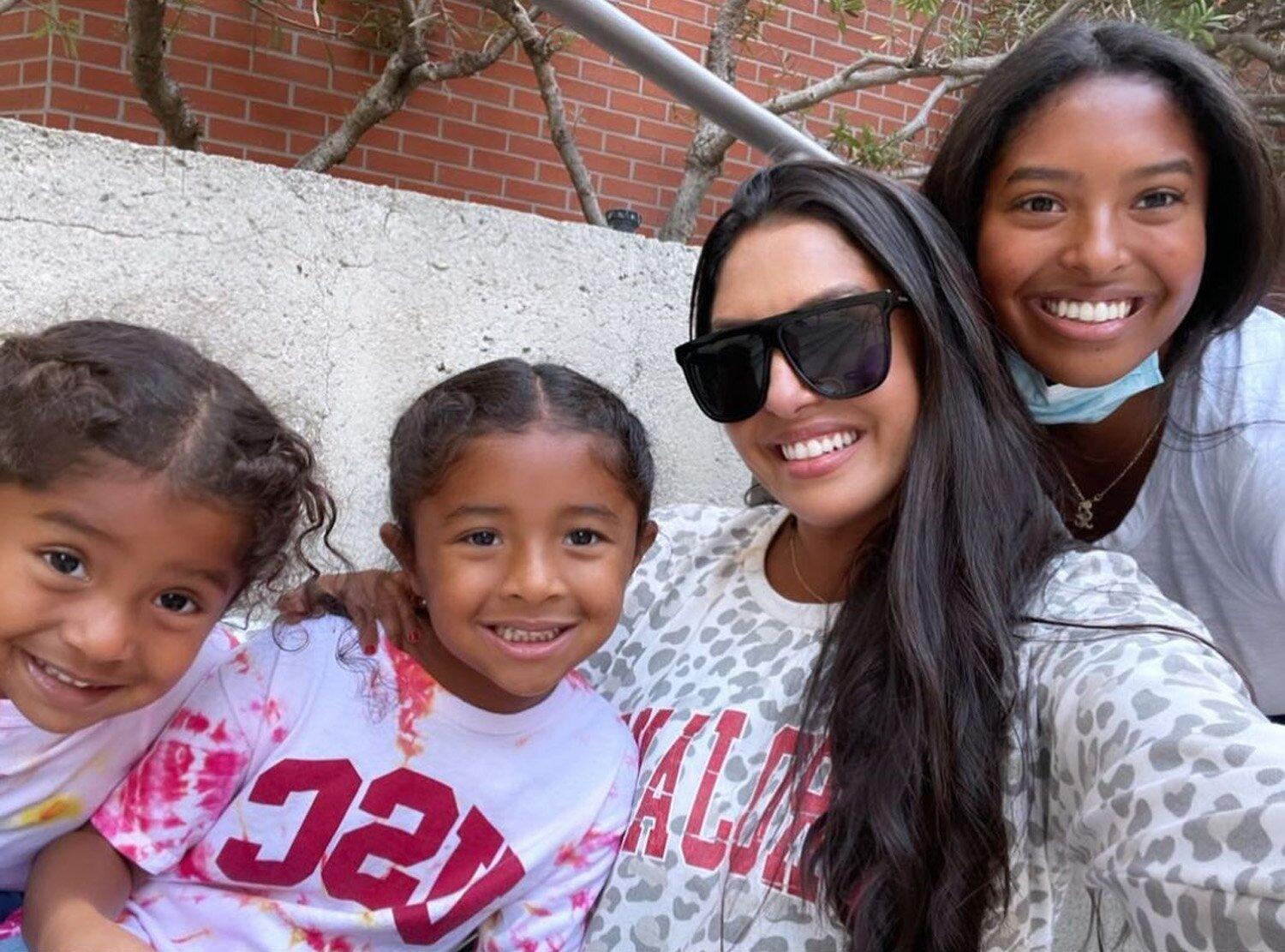 Vanessa Bryant Drops Off Daughter Natalia at USC as She Starts Freshman Year of College