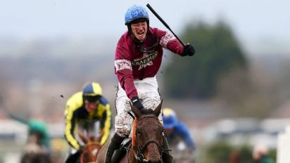 Grand National: Who rules the world? Girls….