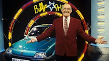Super, smashing, great– remembering Jim Bowen and the cars you could have won on 'Bullseye'