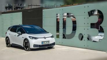 VW ID.3 熱銷助攻!福斯擠下特斯拉、躍居歐洲十月電動車銷售冠軍