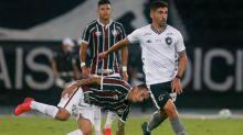 Solução? Barrandeguy agrada nos últimos testes no Botafogo