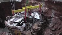 Seventh Corvette recovered from museum sinkhole