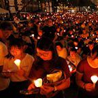 Hong Kong banned the Tiananmen Square vigil for the first time ever. Organizers say the government is exploiting the coronavirus to silence pro-democracy protesters.