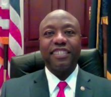 Sen. Tim Scott on battle over police reform in Congress, threatening voicemails received by his office