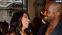 Kim Kardashian And Kanye West Enjoy Date Night At GQ Awards In London