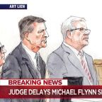 "Judge delivers blow to Trump, says Flynn ""sold"" country out"