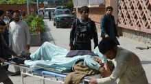 Four killed in bomb attack near Afghan political rally