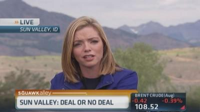 Deals on deck in Sun Valley?