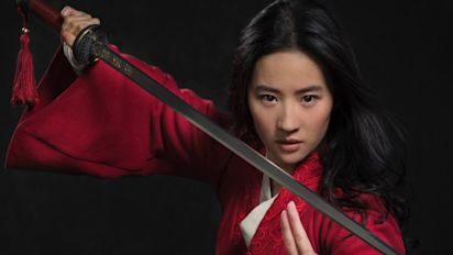 First look at Disney's 'Mulan' live-action remake