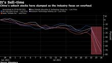China Crackdown Rocks Investors: 'Everybody's in the Crosshairs'
