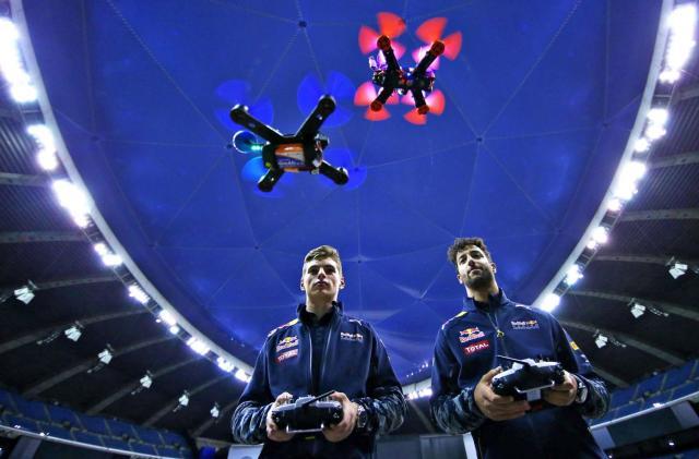 Pro drone racing confronts its amateur roots