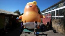 Here's everything you need to know as the 'Baby Trump' blimp prepares to fly over London