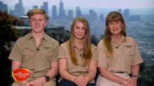 Irwin family raising awareness on Queensland's croc egg legislation