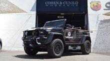 699'000 euros pour le Mercedes-Benz G 500 4x4 au carré de Jon Olsson