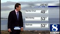 Watch your Saturday KSBW weather forecast 04.06.13