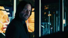 John Wick (Keanu Reeves) se convierte en un Jedi que lucha con sable láser en un montaje de YouTube