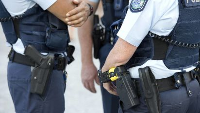 Three people arrested in relation to Melbourne terror raids