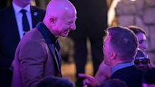 Jeff Bezos and Tom Brady 'Gave Each Other a Bro Hug' After Meeting at Kentucky Derby Gala