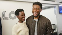 Lupita Nyong'o calls death of 'Black Panther' co-star Chadwick Boseman 'a punch to my gut' in moving tribute
