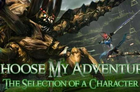 Choose My Adventure: Preparing for TERA