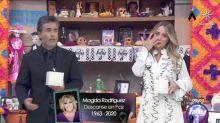 """La triste y emotiva despedida a Magda Rodríguez en """"Hoy"""": """"Se siente muy vacío este foro sin ti"""""""