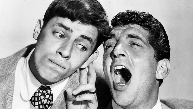 Jerry Lewis: from Cinderfella to King of Comedy – a career in clips
