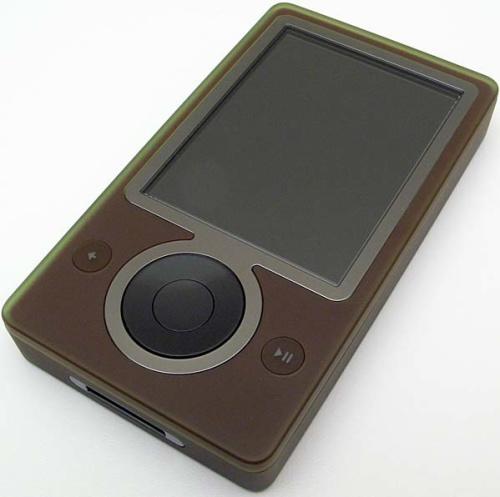 Microsoft Zune MP3 Player