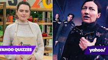 Showbiz Quiz of the Week: How much can you remember?