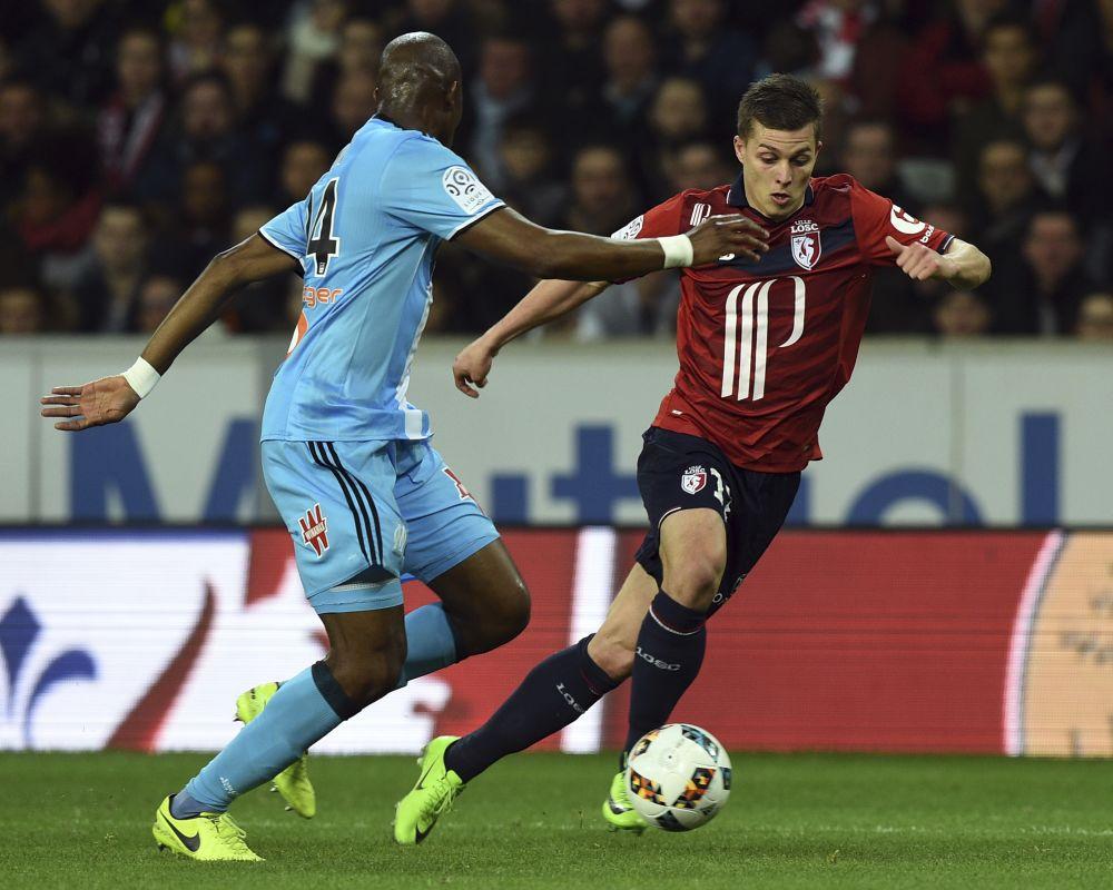 Les tops et flops de Lille-OM: le spectacle s'envole, Pelé aussi