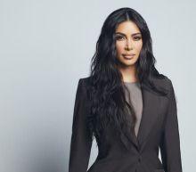 Kim Kardashian shows hologram of late father she got as birthday gift