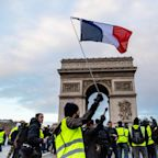 France's Yellow Vests Bring Their Grievances to Paris, Again
