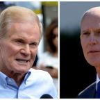 Florida officials order hand recount of ballots in tight Senate race