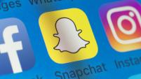 Snap down after-hours following earnings