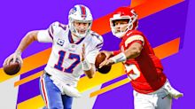 Chiefs appear confident Patrick Mahomes will play vs. Bill in AFC championship on Yahoo Sports app
