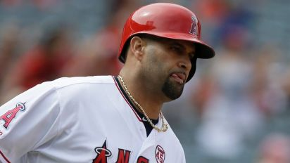 'Not one person in' MLB believes Pujols is 41