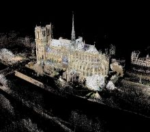 On American hard drives, the most accurate 3-D model of Notre-Dame