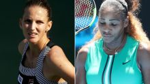 Australian Open conquerer channels Serena with unthinkable meltdown