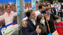 Procès, meeting et selfies: les aventures de Salvini en Sicile