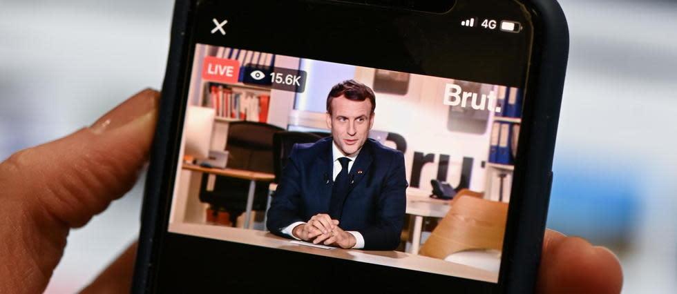 Il y a «des violences par des policiers», reconnaît Emmanuel Macron