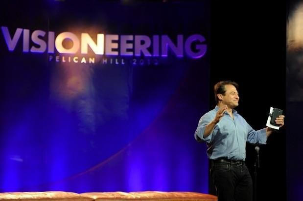 The Minds Behind XPRIZE: The making of the next visionary challenge
