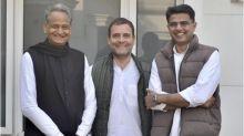 Reconciliation in Rajasthan? Rebel Congress Leader Sachin Pilot Meets Rahul & Priyanka Gandhi, Say Sources