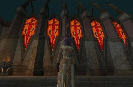 Frolicking in Freeport: EverQuest II's city festival features fun and finery
