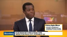SocGen's Agbo-Bloua Likes Forward Volatility on Rates Trade