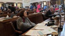 Nebraska state senator praised for breastfeeding baby on Legislature floor: 'Legislate like a mom'