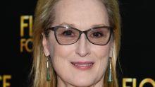 Meryl Streep funda un taller para mujeres cineastas luchando por la igualdad