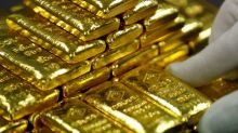 Gold steady after hitting nine-month peak on Fed rate freeze; eyes monthly gain