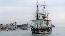 Captain Cook's missing HMS Endeavour 'discovered' off US coast
